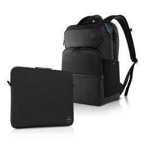 Mochila Para Notebook Dell Pro 15,6 + Capa Neoprene 15,6