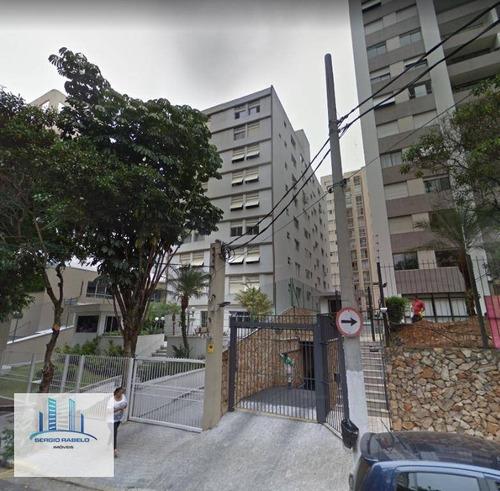 Imagem 1 de 4 de Apartamento Com 2 Dormitórios À Venda, 70 M² Por R$ 843.000 - Moema - São Paulo/sp - Ap3519