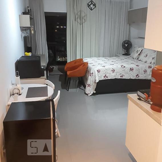 Apartamento Para Aluguel - Bela Vista, 1 Quarto, 34 - 893078587