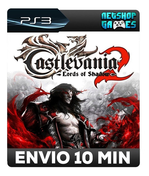 Castlevania: Lords Of Shadow 2 - Psn Ps3 - Envio Imediato