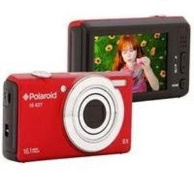 Camera Digital Polaroid Is827 - Nova Na Caixa
