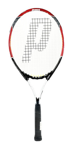 Raqueta Prince Wimbledon Tournament Ii Red  S/f 2x1 Full