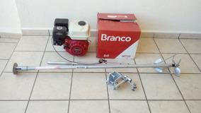 Rabeta Completa Com Motor Branco 6.5