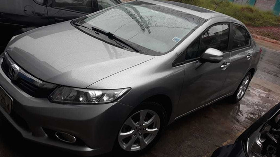 Honda Civic Sedan Exr At2.0 16 V Flex
