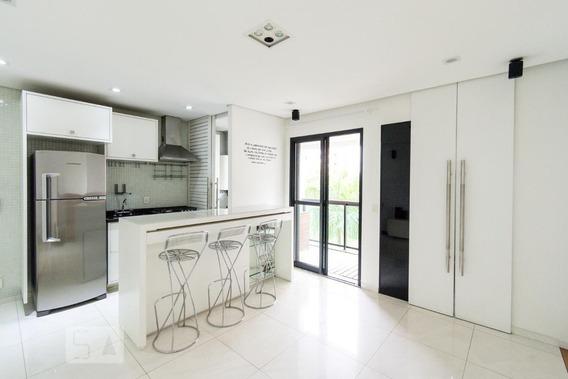 Apartamento Para Aluguel - Pinheiros, 1 Quarto, 42 - 893108860