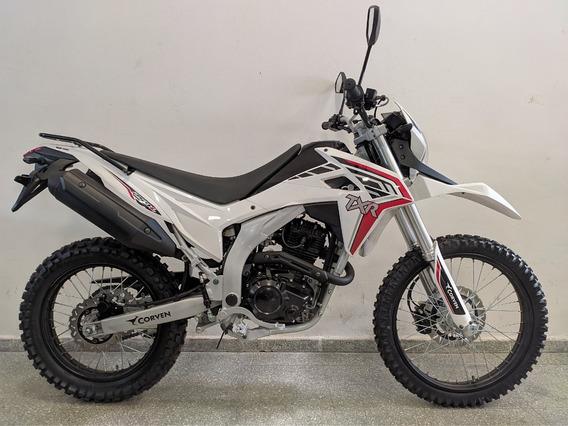 Corven Triax 250 Txr 0km 2020 Pune Motos Exclusivo Corven
