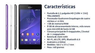 Sony M2 Nuevo De Caja Al Mejor De Los Precios