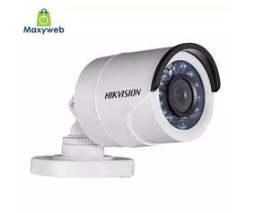 Câmera Hikvision Bullet Turbo 2mp 1080p Lente 2.8mm 20m 4x1