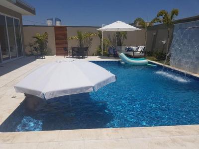 Casa Com 3 Dormitórios À Venda, 375 M² Por R$ 1.700.000 - Parque Residencial Damha Vi - São José Do Rio Preto/sp - Ca1623