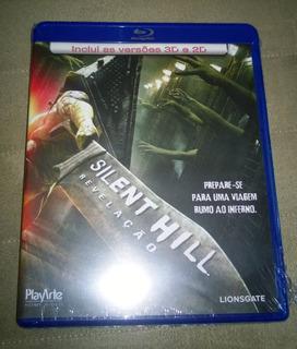 Blu-ray Silent Hill : Revelação 3d / 2d ( Original Lacrado )