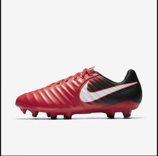 Chuteira Campo Nike Tiempo Legacy Ii Fg Original Nk