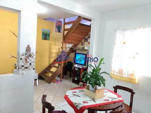 Sobrado Com 4 Dorms, Jardim Testae, Guarulhos - R$ 430 Mil, Cod: 7088 - V7088