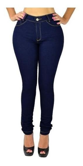 Kit 2 Calça Jeans Feminina 2 Skinny E 1 Flare