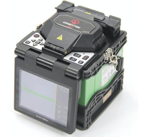 Fusionadora Kit Fibra Optica Orientek T40  Otdr Tr600 Vfl
