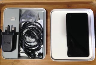 Smartphone Htc U Ultra Brilliant Black Completo Desbloqueado