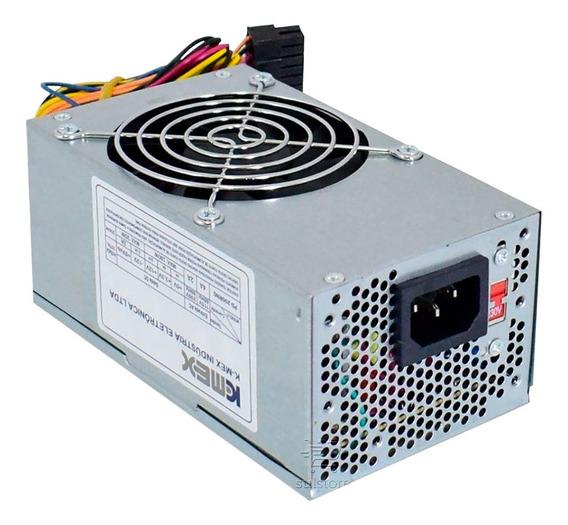 Fonte K-mex Pd-180 Mini Atx 180w Pd Series C/ Garantia