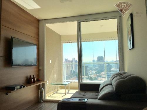 Apartamento No Code Berrini - Ap7229