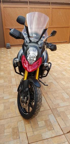 Moto Vstrom 1000
