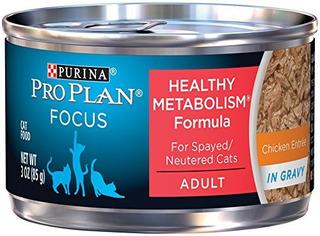 Purina Pro Plan Focus Healthy Metabolism Formula Adulto Wet