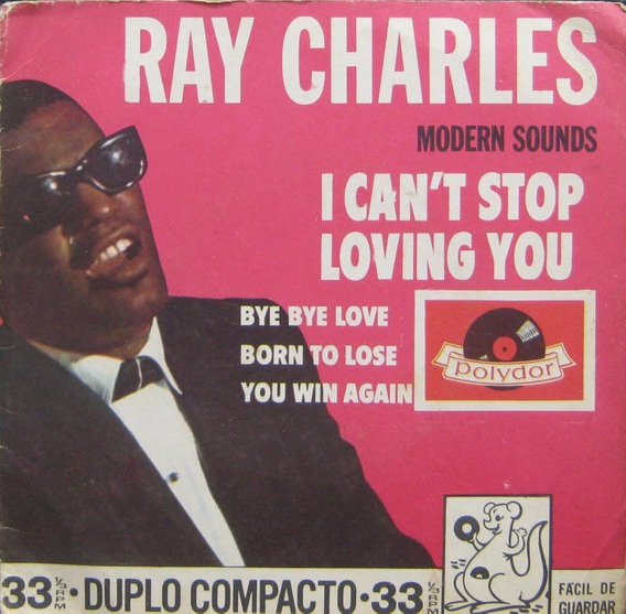 Ray Charles Compacto Modern Sounds I Can