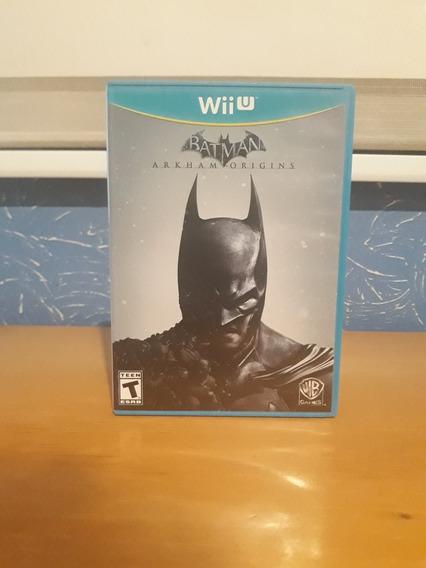 Batman Arkhan Origins - Wii U