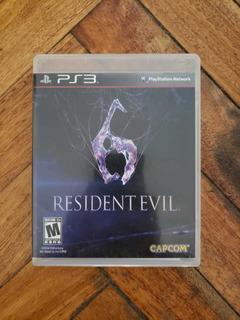 Resident Evil 6 - Ps3 Físico Rebajado