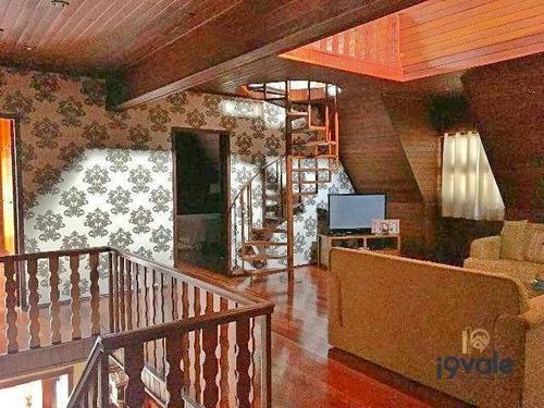 Casa Alto Padrão - Ca0493