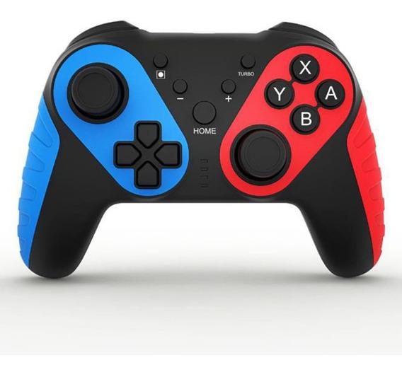 Controlador De Jogo Gamepad Com Função Nfc Para Nintendo Mul