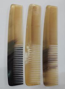 3pçs Pente De Osso - Chifre - Bond - 16,00cm