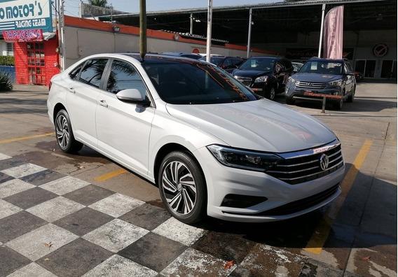 Volkswagen Jetta (a7) Highline 2019 Blanco