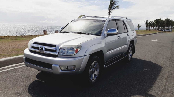 Toyota 4runner Limited 4x4 2004, Version Americana.