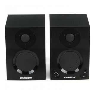 Monitores Samson Mediaone Mbt3 Bluetooth 30w Par Multimedia