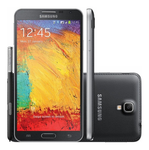 Samsung Galaxy Note 3 Neo Duos N7502 - 8 Mp Open Box