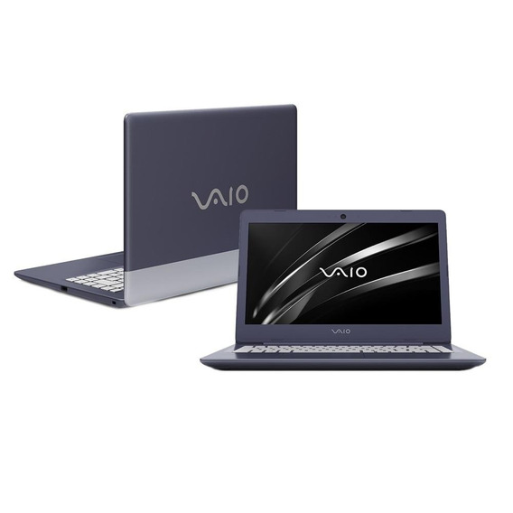 Notebook Vaio C14, Intel Core I3, 4gb, 1tb, Tela 14