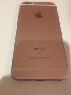 iPhone 6s Plus De 32gb, Gold Rose, Libre! Impecable