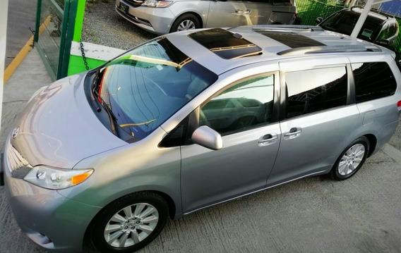 Toyota Sienna Xle Limited 2012