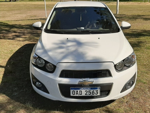 Chevrolet Sonic 1.6 Lt Mx 5 P 2014