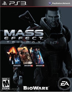 Mass Effect Trilogy - Digital - Ps3 - Manvicio Store