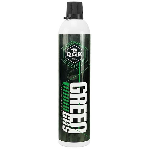 Green Gas Para Airsoft Gbb - Qgk