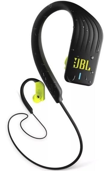 Fone De Ouvido Jbl Endurance Sprint Bluetooth Preto Amarelo