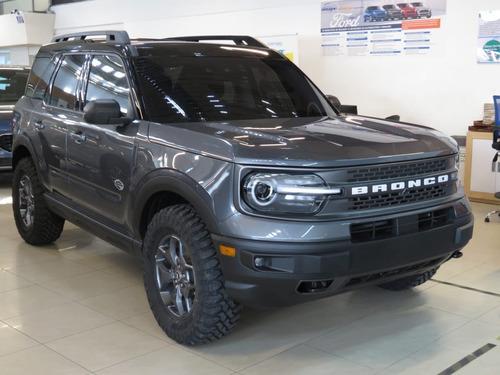 Ford Bronco  Wildtrack 2021