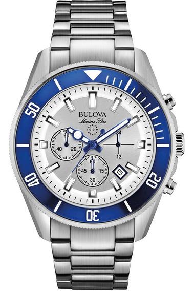 Relógio Bulova Marine Star - Wb31774a