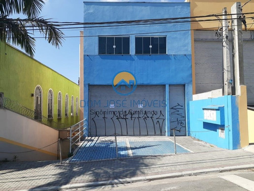 Prédio Para Locação Em Itapecerica Da Serra, Centro, 4 Banheiros, 13 Vagas - Pd016_2-1011763