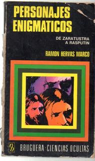 Personajes Enigmáticos Ramón Hervas Marco