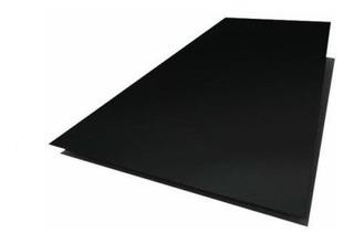 Chapa Lisa Prepintada Negra C25 (0,50 Mm) - Oferta!