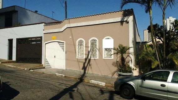 Casa Residencial À Venda, Vila Regente Feijó, São Paulo. - Ca0339