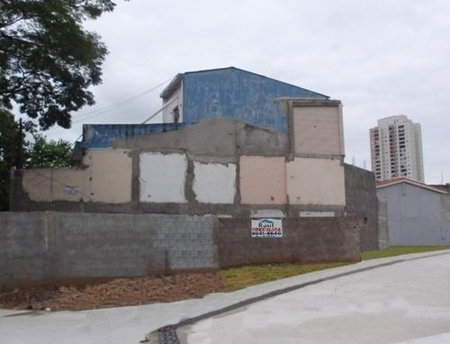 Locação/venda Terreno - Vila Cruzeiro, São Paulo-sp - Rr2866