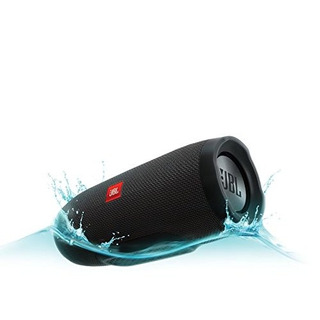 Altavoz Bluetooth Impermeable Jbl Charge 3 -negro (certifica