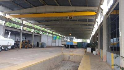 Terreno Distrito Industrial 43.500 M2 Oliveira (mg) - Codigo: Te0017 - Te0017