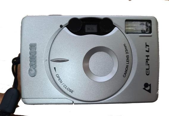 Máquina Fotográfica Canon Elph Lt - Ixus M-1 Advantix